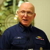 File photo: ADM Bob Papp, U.S. Coast Guard Commandant