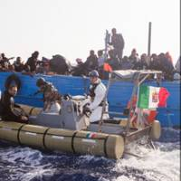 File photo: Italian Navy
