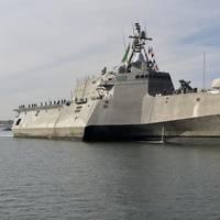File photo: Littoral Combat Ship USS Coronado (LCS-4) in December 2017 (U.S. Navy Photo by Anthony N. Hilkowski)