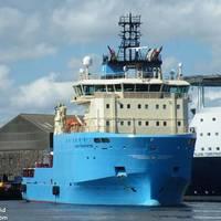 File Photo - Maersk Transporter - Image by Charles H. Reid - MarineTraffic