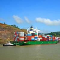 File photo: Panama Canal Authority