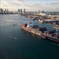 File photo: South Florida Container Terminal