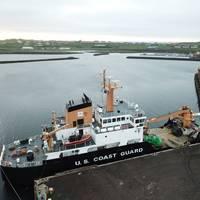 (File Photo) The U.S. Coast Guard Cutter Spar. U.S. Coast Guard photo by Chief Warrant Officer Marcus Trapp.