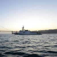 File photo: U.S. Coast Guard Cutter Stratton (WMSL 752) (Photo: Matthew S. Masaschi / U.S. Coast Guard)