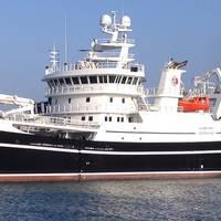 Fishing vessel Herøyhav: Photo courtesy of MAN