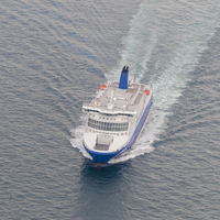 For illustration; A DFDS Ferry - Credit: Sebastian/AdobeStock