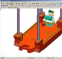 FORAN's seamless, fully integrated 3D product model.