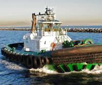 Foss Maritime's Second Hybrid Tug: Campbell Foss