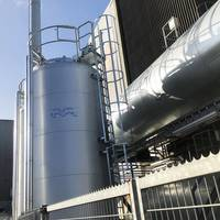 Fuel tanks at the Alfa Laval Test & Training Center (Photo: Alfa Laval)