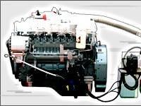 Gas Engine Prototype: Photo credit GYM Co.