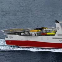 GC Reiber's seismic vessel: Image courtesy of MAN