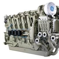 GE Marine Tier 4 Certified 12V250 Diesel Engine (Image: GE)