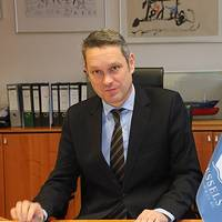 """Gerd Wessels, the 45 year old CEO of the Wessels Reederei GmbH, was elected in 2013 as Chairman of the Environmental Committee of the Technical Advisory Board of DNV GL. In this role he has championed a number of pioneering developments, such as the """"Environmental Passport – Operation."""" (Image: PPM News Service Pospiech)"""