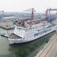 Global Mercy - Credit: Stena RORO