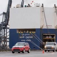 Glovis Composer (Photo: Northwest Seaport Alliance)