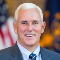 Governor Mike Pence (Official photo)