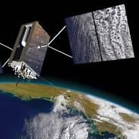 GPS Satellite: File image