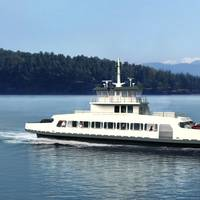Guemes Island Ferry Replacement. Image courtesy Glosten