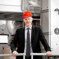 Sigurd Jenssen, Director, Exhaust Treatment at Wärtsilä (Photo: Wärtsilä)