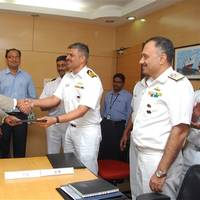 Hand-over ceremony: Photo credit GSL