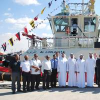 Damen Shipyards Sharjah News