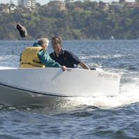 Hats Off to QuickBoats: Photo credit QuickBoats