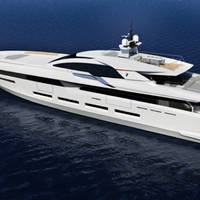 Heesen 58m Superyacht: Photo credit Francesco Paszkowsk.