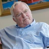 Herbjorn Hansson: Photo courtesy of Nordic American Tankers