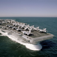 HII's Newport News Shipbuilding division was awarded an advance planning contract for the refueling and complex overhaul (RCOH) of the nuclear-powered aircraft carrier USS John C. Stennis (CVN 74). HII photo