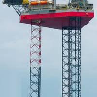 Hild Jack-up rig - Image Credit: Keppel Corp.