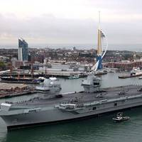 HMS Queen Elizabeth (Photo: UK Royal Navy)