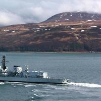HMS Richmond (Photo: MOD)