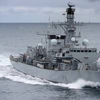 HMS Sutherland (File photo courtesy of the Royal Navy)