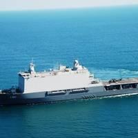 HNLMS Johan de Witt: Photo credit EUNAVFOR