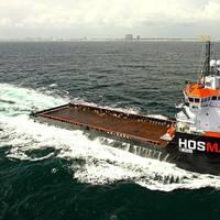 HOS Red Dawn (Photo courtesy Eastern Shipbuilding)