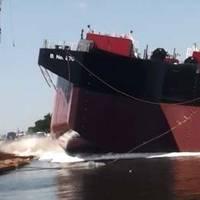 Photo courtesy of Bouchard Transportation