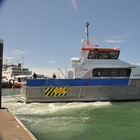 Hurricane Tow Photo Aluminium Marine Consultants