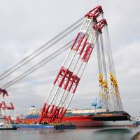Hyundai-10000 Heavy Lift Vessel (Photo: HHI)
