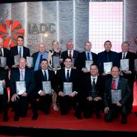IADC Safety Award winner 2014
