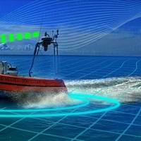 Spatial Integrated Systems' unmanned systems solutions, including multi-vehicle collaborative autonomy, sensor fusion and perception, have been fielded for more than 6,000 hours on 23 vessel types. Image courtesy HII