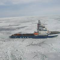 Icebreaker 'Fennica': Photo credit Wikimedia CCL
