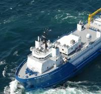 Similar well-stimulation vessel: Photo credit Baker Hughes