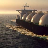 Illustration; An LNG Tanker - Image by alexyz3d / AdobeStock