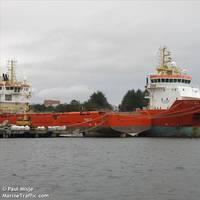 Illustration only - A Solstad PSV - Credit: Paul Misje/MarineTraffic.com