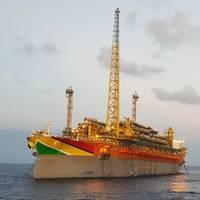 For illustration - SBM Offshore-delivered Liza Destiny FPSO moored offshore Guyana - Credit; SBM Offshore