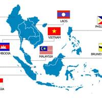 Image: ASEAN member countries