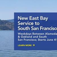Image courtesy of SF Bay Ferry