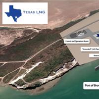 Image courtesy of Texas LNG