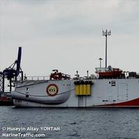 Image for illustration; Oruc Reis seismic vessel - Photo by Huseyin Altay YONTAN/MarineTraffic.com