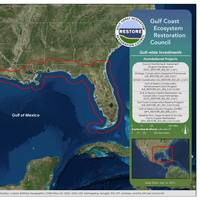 Image: Gulf Coast Ecosystem Restoration Council
